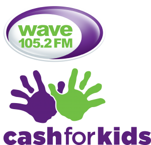 Wave 105 CFK logo